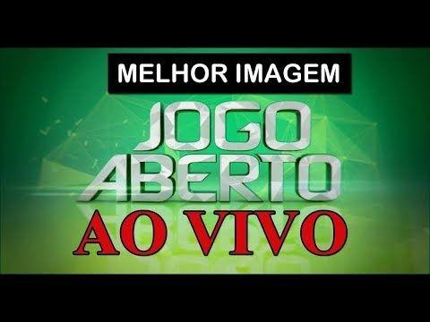 Ao Vivo Jogo Aberto 09 12 2019 Jogo Aberto Redes Sociais Jogos