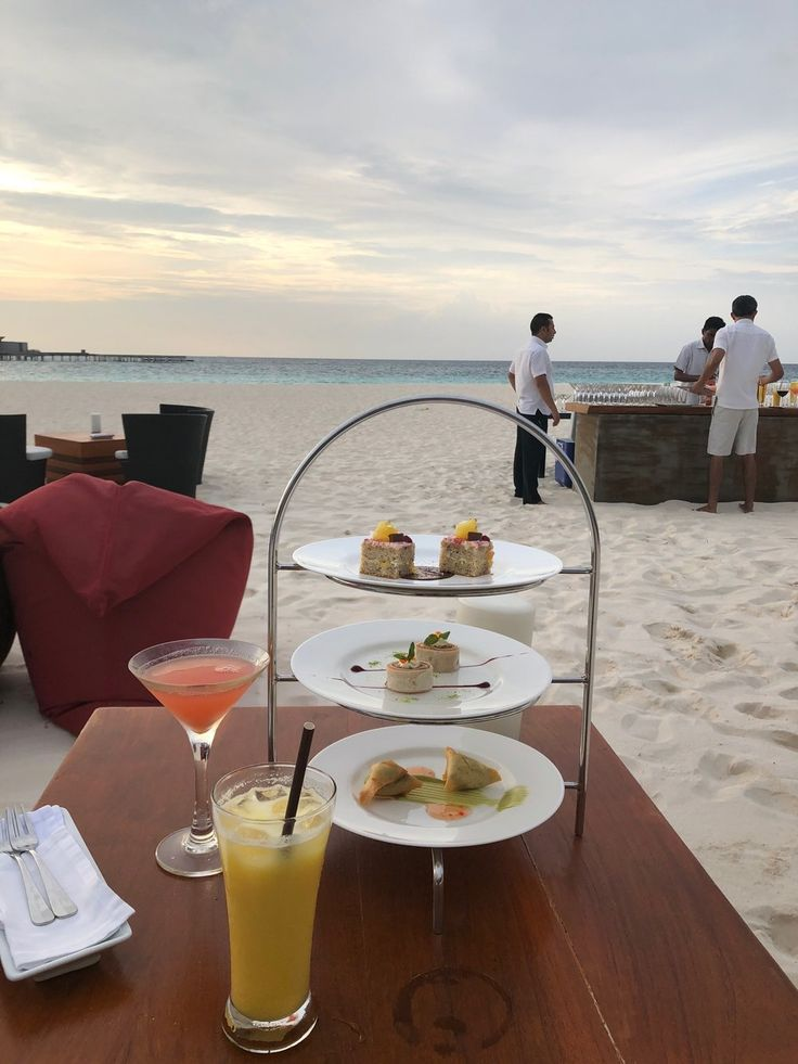 Blog Post: Park Hyatt Maldives Hadahaa | Afternoon Tea PetiteJilly.com