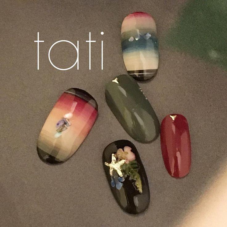 @tati_nailのInstagram写真をチェック • いいね!1,259件