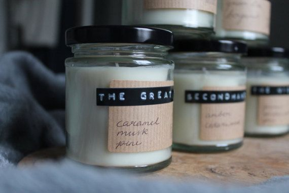 This candle transports you into the centre of The Great Hall where you can smell whatever delicious thing is cooking in the kitchens (caramel), pupils surrounded by rolls of parchment (musk) and the distant smell of the Forbidden Forest (pine). All candles are 8oz, 100% soy wax (which is better for the environment) and the maximum amount of scent has been used to ensure the best scent throw possible. As the candles are handmade each candle may look slightly different and also, due to the…