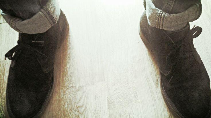 #desert boots