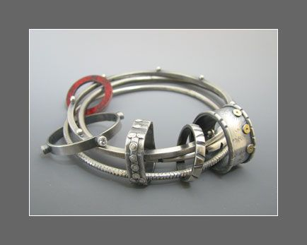 three-bangles-w-dangles-3 Connie Fox Gallery