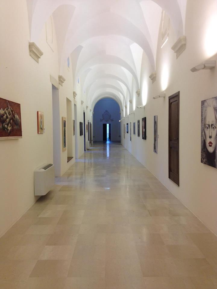 Specchia, Lecce Convento dei Francescani neri