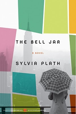 The Bell Jar.  A very sad but interesting read.  I wish she would have expressed more how she got from successful to suicidal.  And of course we all know the eventual end.