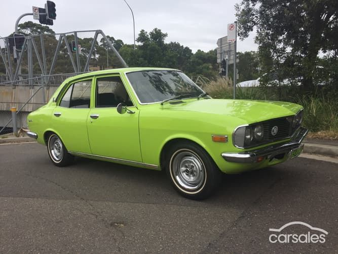 1976 Mazda Capella RX-2 Super Deluxe S122A Manual-$24,000*