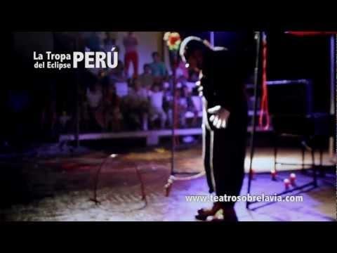 """Teaser del Festival Internacional de Teatro Callejero de Aipe 2011 """"Teatro Sobre la Via"""""""