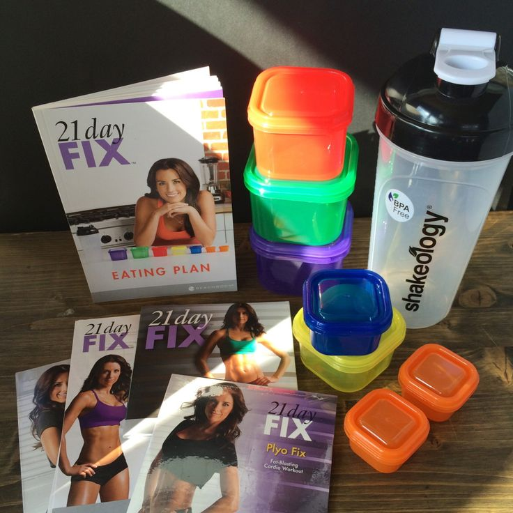 21-Day Fix: How to Prepare - Beach Ready Now