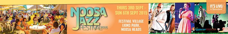 The Noosa Jazz Festival Swings into Action