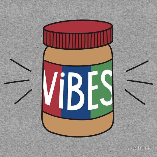 Peanut Butter Vibes t-shirt   Glass Animals band gooey