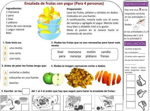 4 NUEVAS FICHAS DE COMPRENSIÓN LECTORA TIPO TEST CON AUTOEVALUACIÓN Y COEVALUACIÓN