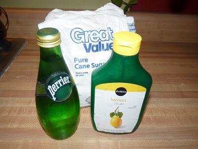 Homemade Lemon Lime Soda - Sweet T Makes Three