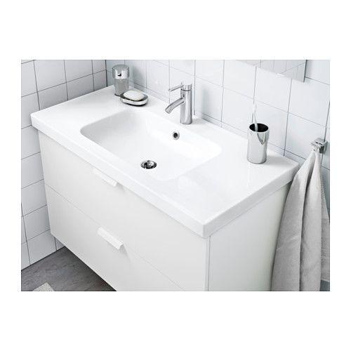 43 best salle de bain images on pinterest bathroom ideas - Plafonnier salle de bain ikea ...