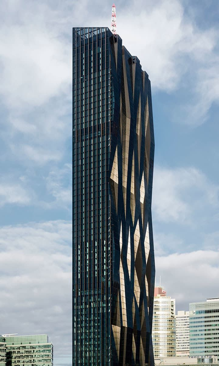 DC Tower I, Austria