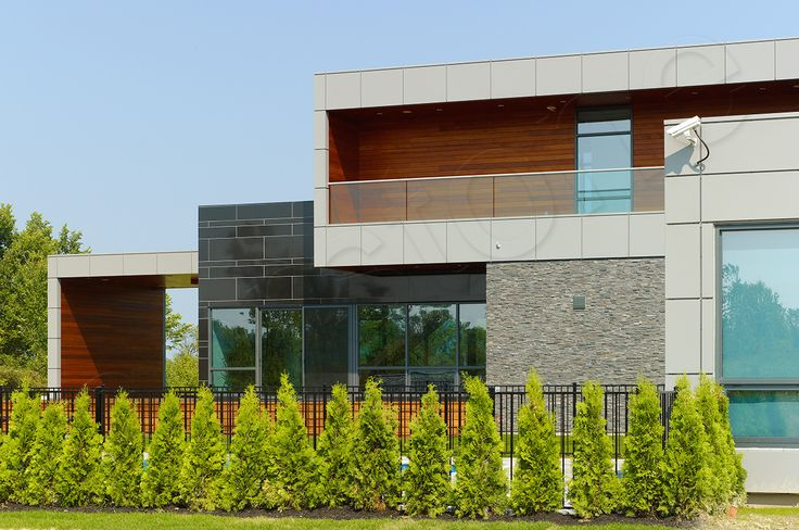 Niagara Residence Rock Panels | Norstone Image Gallery