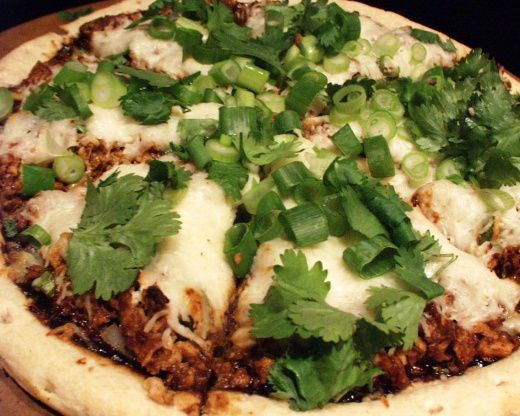 Crossing-Culture Chinese Hoisin Pizza Recipe - Food.com