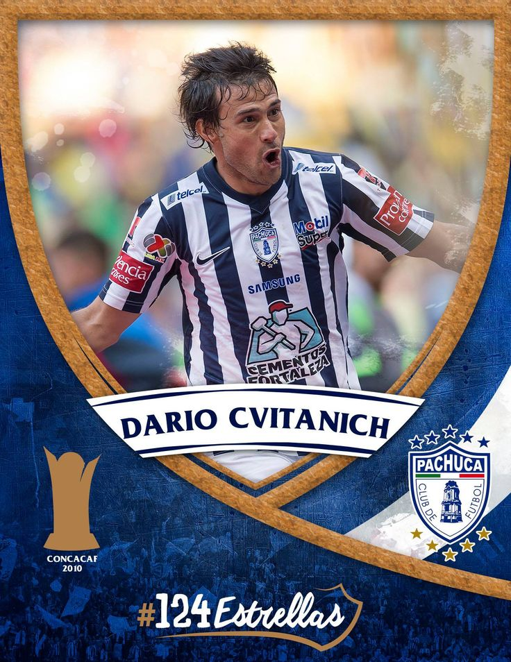 #Cientoveinticuatro estrellas: Darío Cvitanich  #ElÚnicoEnMi