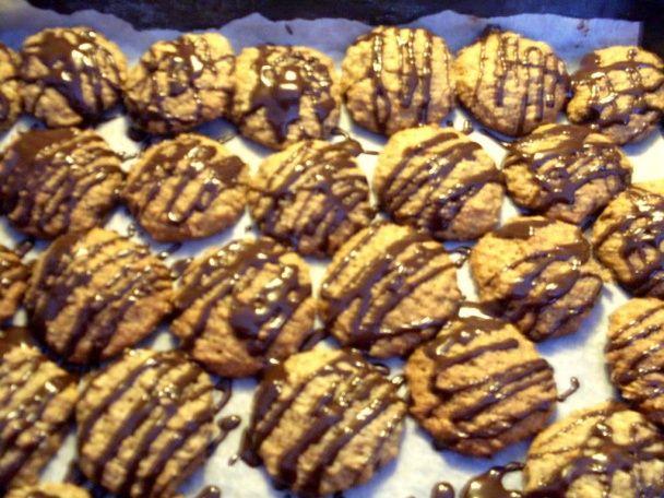 Hrnečkové • sušenky (fotorecept)
