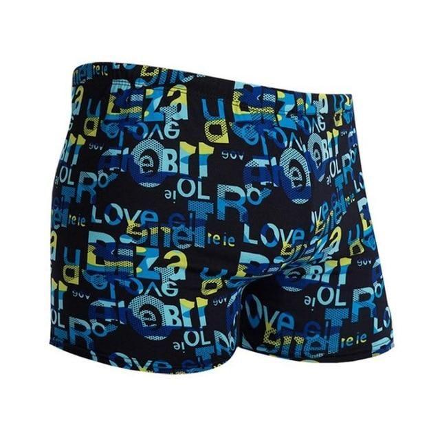 Men Swimming Trunks Swimwear Swim Sport Briefs Swimsuit Beach Shorts Wear Bathing Suit Sunga Maillot De Bain XXXL