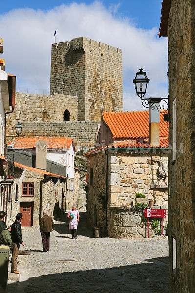 Linhares da Beira, old traditional village in the heart of Portugal