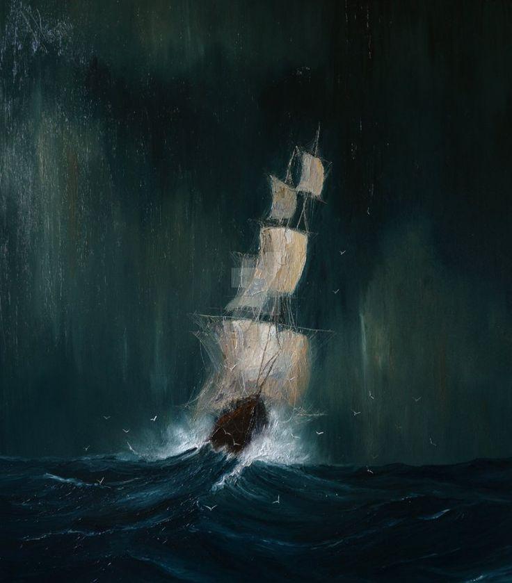 Storm by StudioUndertheMoon on DeviantArt