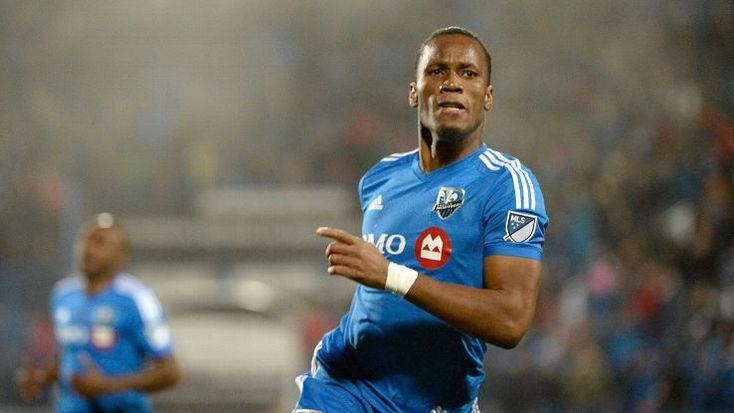 Didier Drogba signed with the Montreal Impact in July.