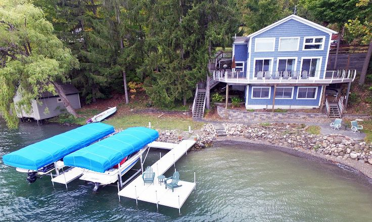 Affordable Aluminum Lake Docks   Easy Dock Installation