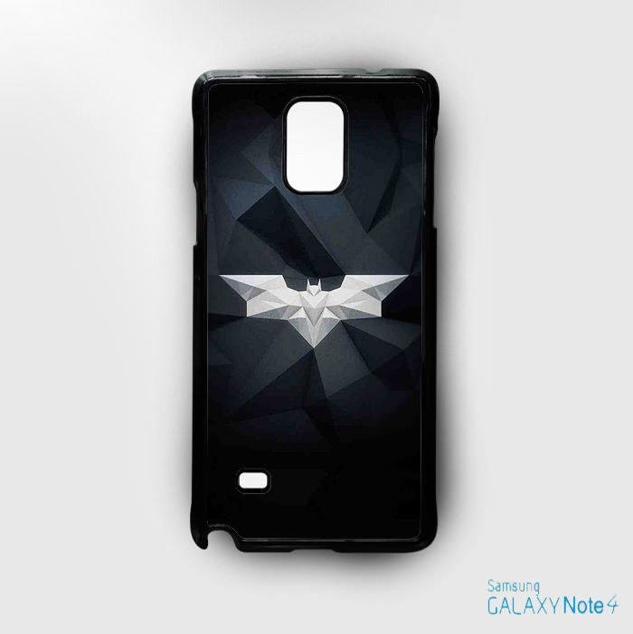 Batman logo Vector art style AR for Samsung Galaxy Note 2/Note 3/Note 4/Note 5/Note Edge phonecases