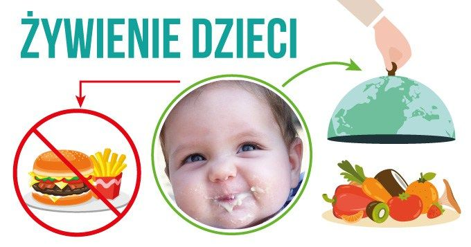 Żywienie dzieci - odciągnij dziecko od śmieciowego jedzenia i przekonaj go do warzyw