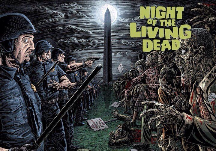 Nigth of the Living Dead