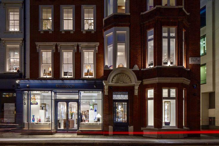 William & Son 34 - 36 Bruton Street London, United Kingdom Built 2015