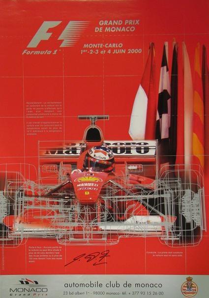 Monaco Grand Prix - 2000