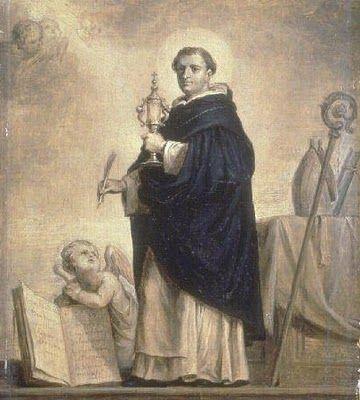 Menina Maria de Nazareth: ORAÇÃO DE SÃO TOMÁS
