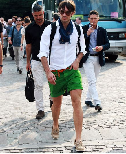 265 best Street Style • Shorts images on Pinterest