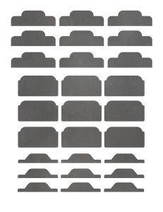Divider Schildchen  zum ausdrucken
