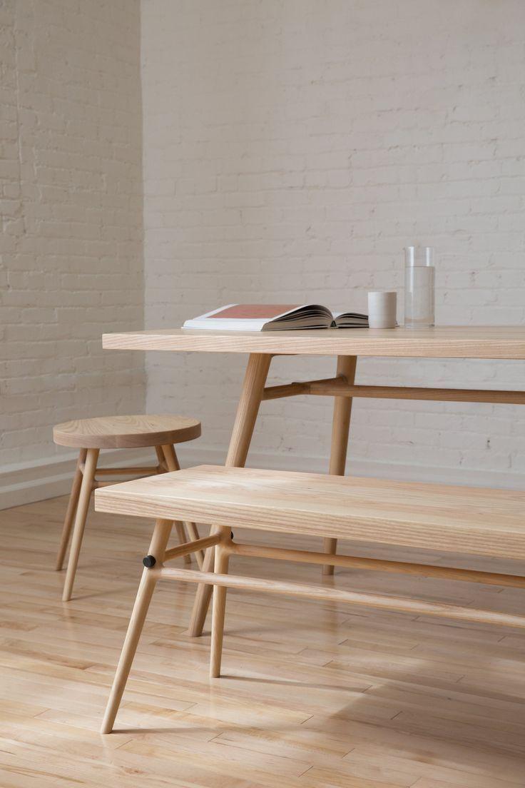 Slow Designed, Sustainble Furniture by LA-based Kalon Studios