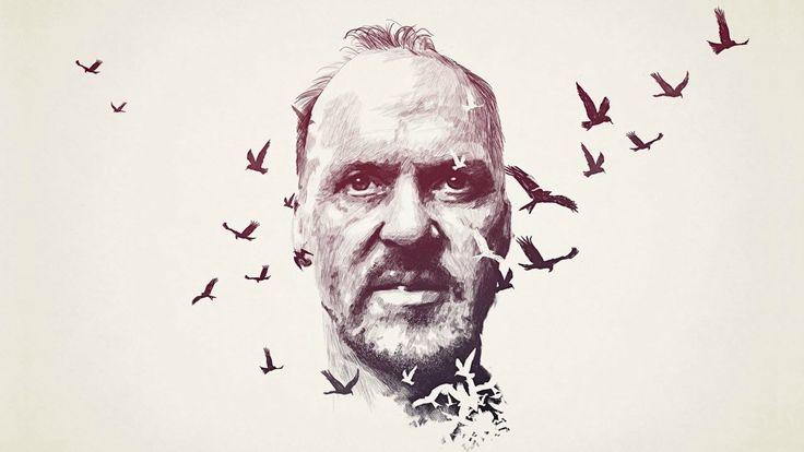 I am:  Vulture...  Batman... Birdman.