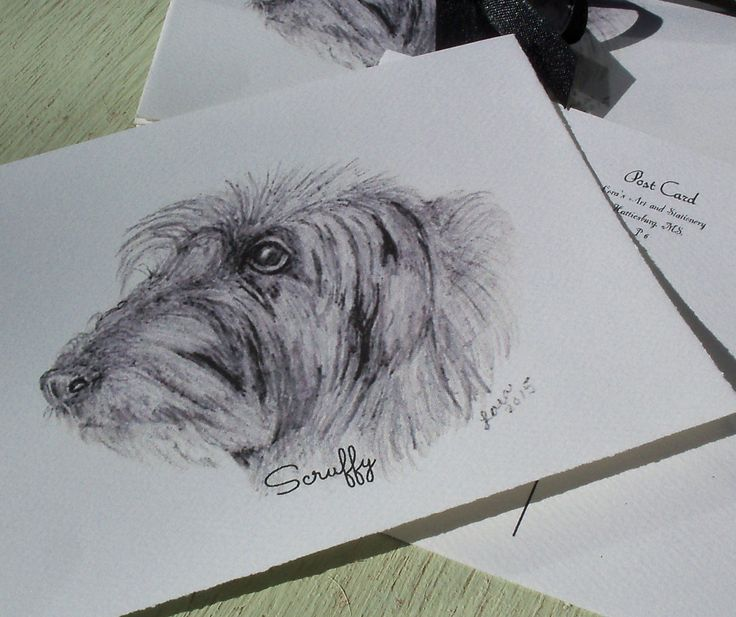 POSTCARD SALE / SALE 10 for 1.99 / Reg. 4 for 1.99  Dog Postcard sets / Irish Wolfhound Postcards /  Dog Greeting Card / Animal Postcard  P5 by LoraArtandStationery on Etsy