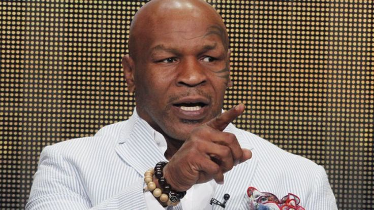 Mike Tyson Reveals He Was Once Sexually Abused as a Child - Mike Tyson Reveals He Was Once Sexually Abused as a Child