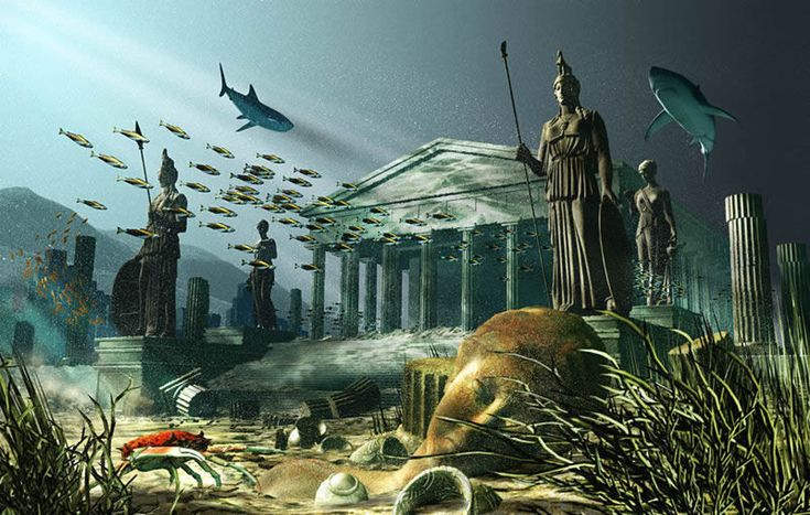 Unsolved Mysteries about Lost city of Atlantis