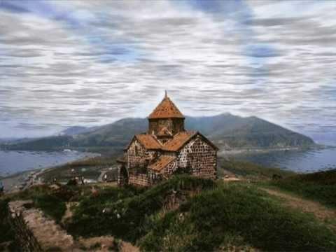 Armenian spiritual Music- Komitas, via YouTube. / Methods of singing a vibrato like middle of opera and Alia are expressing the musical piece deeply...♪ #Armenia #Komitas