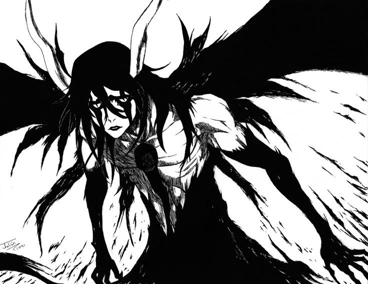 72 best Ulquiorra images on Pinterest | Bleach anime, Manga anime ...