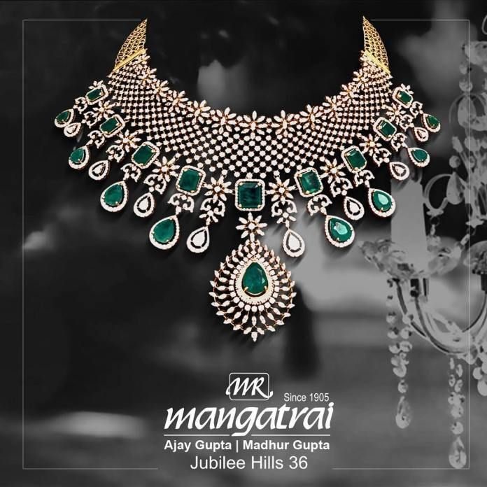 Your Search For Bold Gold & Diamond Jewellery Ends Here