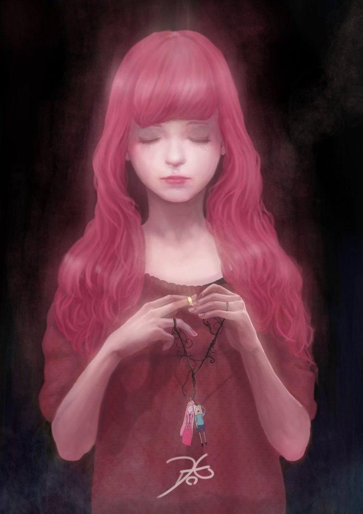 Princess Bubblegum by Divedog on DeviantArt
