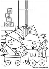 rudolph the red nosed reindeer coloring pages on coloring bookinfo