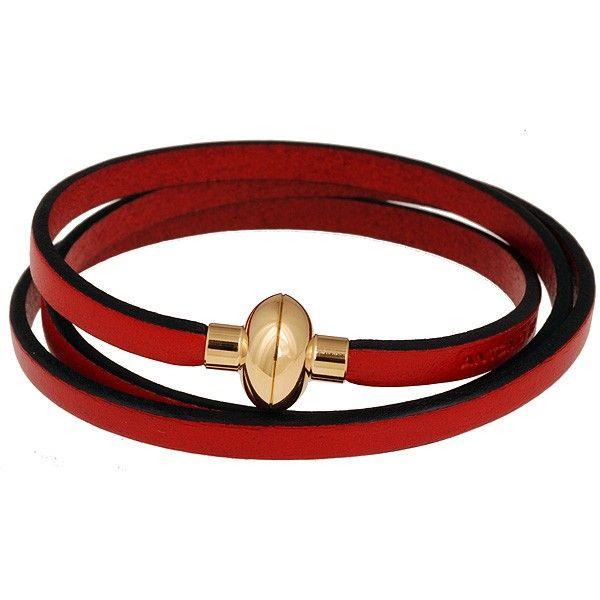 Antonio Ben Chimol dames armband uitgevoerd met edelstaal en Italiaans leer. Deze armband heeft een stevige magneet sluiting en dient 3x om de pols te worden gewikkeld. Wordt geleverd in luxe doos.    www.lookinggoodto...