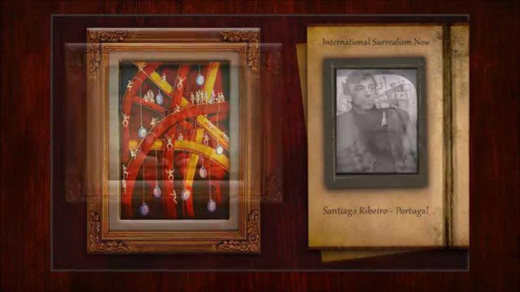 International Surrealism Now - The Artists