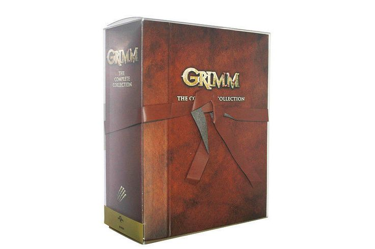 Grimm: The Complete TV Series Collection Seasons 1-6 DVD Box Set 1 2 3 4 5 6 Region: DVD 1 (US, Canada) Seasons Included: Box Set with all seasons 1 -... #season #sealed #series #complete #seasons #grimm
