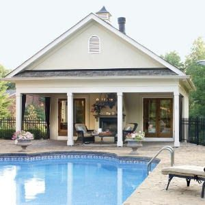 28 best pool house images on pinterest