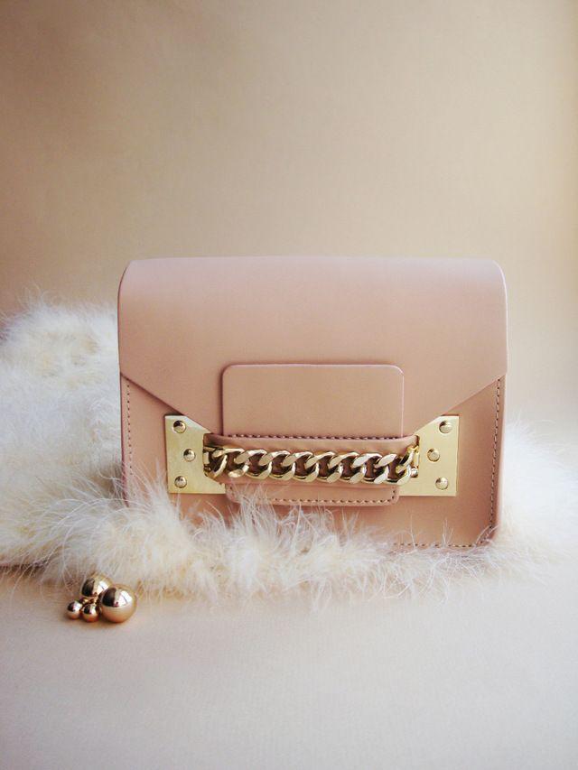 Chain Mini Envelope Bag $50