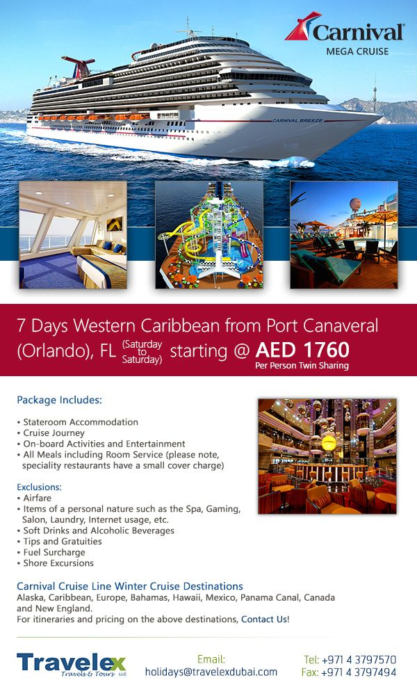 Best Vacation Packages Images On Pinterest Vacation Packages - Cruise packages with airfare